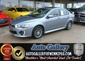 2016 Mitsubishi Lancer SE LTD *Htd Seats