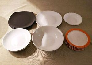 Dishes and Cutlery!