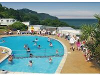 AUGUST SCHOOL HOLIDAYS (Other dates available) Sandaway Beach Holiday Park Combe Martin, North Devon