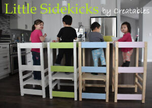 Little Sidekick Kitchen Helper Learning Towers