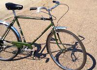 Eaton Glider 5 speed bicycle, Vintage Cruiser