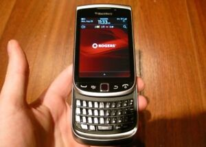 Blackberry Torch parfaite condition 40$