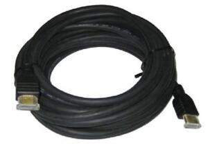 25 ft. TW High-Quality HDMI Male to Male Cable -v1.4 Ethernet, H