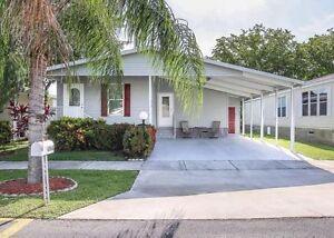 Situé à Coconut Creek Floride
