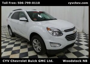 2017 Chevrolet Equinox LT FWD - NAV, Sunroof, Heated Seats & Rem