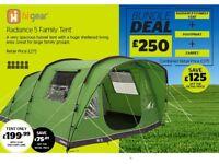Radiance 5 man tent