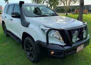 2015 Toyota Landcruiser Prado KDJ150R MY14 GX White 5 Speed Sports Automatic Wagon Berrimah Darwin City Preview