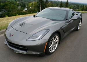 2016 Corvette Stingray Z51 3LT - Mint