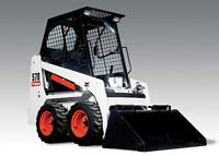 Bobcat Snow Clearing for Small Businesses and Large Residential