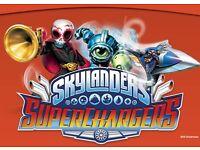 Skylanders superchargers Xbox 360