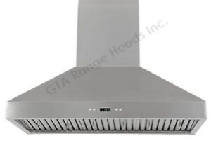 WALL MOUNT KITCHEN HOOD CHIMNEY RANGE HOOD FROM $479