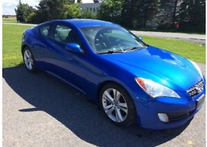 2012 Genesis Coupe
