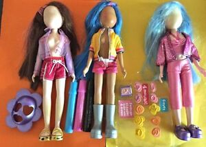 DOLL VINTAGE MATTEL WHAT'S HER FACE DOLL 2000 COLLECTABLE TOYS McDowall Brisbane North West Preview