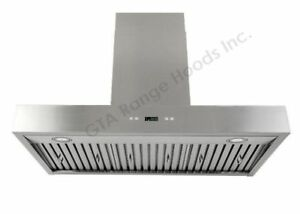 Chimney Range Hood Wall Mount Kitchen Exhaust Fan From $479.