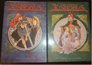 The Twelve Kingdoms - Collections 1 and 2 - Anime on DVD - new