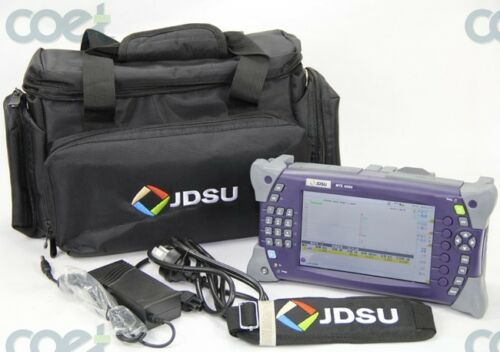 JDSU OTDR MTS-4000 LA SM singlemode OTDR 1310/1550nm,35/33dB FTTX fiber optic