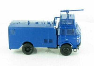 BERLIET GBK 80  FRENCH RIOT POLICE WATER CANNON - IXO/HACHETTE LCB011