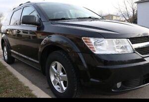 7 passenger 2010 Dodge Journey EXT 3.5L V6 only $6,700 no HST