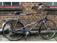 Vintage Omabike Opafiets dutch bike BATAVUS - 1 speed, big frame size 24in - Welcome for ride