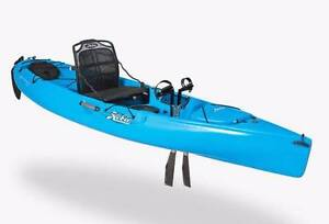Hobie Mirage Revolution 11 Kayak Mount Martha Mornington Peninsula Preview