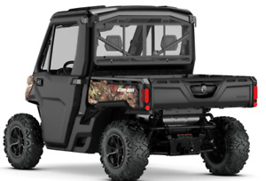 Defender XT HD8 CAB Edition