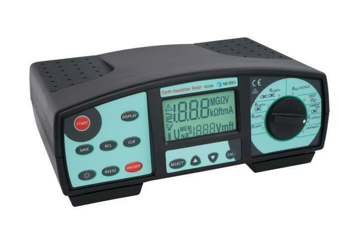 Metrel MI 2088 Earth Insulation Tester 20m (20 meters) Earth Ground Resistance
