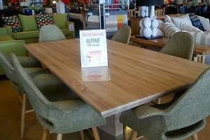 BARGAIN 50% off!! NEW Modern 7 PCE Dining Suite Wembley Cambridge Area Preview