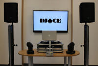 SPECIALIZING IN WEDDINGS, CORPORATE AND COMMUNITY EVENTS, DJ ACE