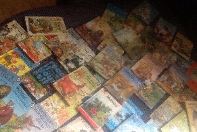 Old lady bird books