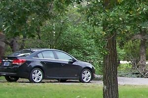 2011 Chevrolet Cruze LT Turbo RS Package