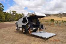 Tvan Offroad Camper Trailer Hire Modbury Tea Tree Gully Area Preview