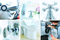 Plumbing services are available