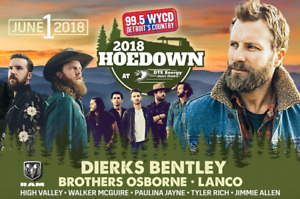 WYCD COUNTRY HOEDOWN