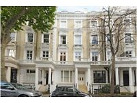 A delightful large double studio flat in Linden Gardens, Notting Hill Gate, W