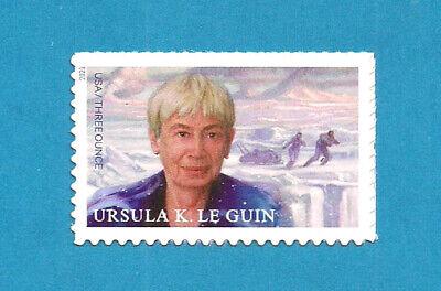 US-2021 Scott #5619 Single MNH Stamp - Ursula K. Le Guin.  3 oz Rate.