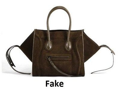 celine purse replica - How To Spot Fake Celine Phantom Handbags | eBay