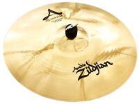 zildjian a custom fast crash cymbal,new