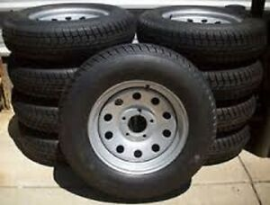 Best Prices in Alberta On Trailer Tires, Rims, And Assemblies Edmonton Edmonton Area image 6