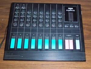 Rare Yamaha KM802 mixer from the 80s
