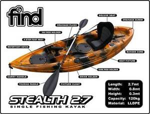 MELBOURNE KAYAK SALE! HURRY WHILE STOCKS LAST! Dandenong South Greater Dandenong Preview