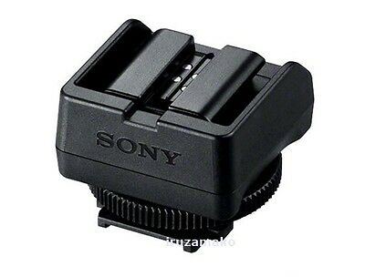 SONY shoe adapter ADP-MAA (a product equal to the accessories of α 99 body)