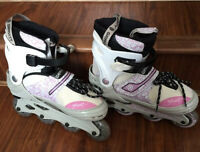 Girls Gravity Rollerblades