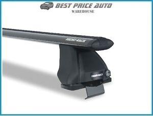 Rhino Roof Rack - NISSAN Navara 4dr Ute Dual Cab D40 (ST/ST-X) 11/05 On