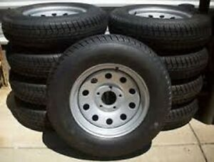 Quality B/New Trailer Tires At Wholesale Prices Edmonton Edmonton Area image 7
