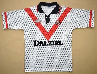 Matchwinner 1993-95 AIRDRIEONIANS SHIRT S Shirt Jersey Kit image