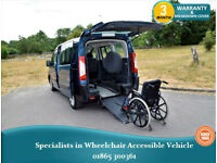 Citroen Dispatch WAV wheelchair accessible car, disabled car,