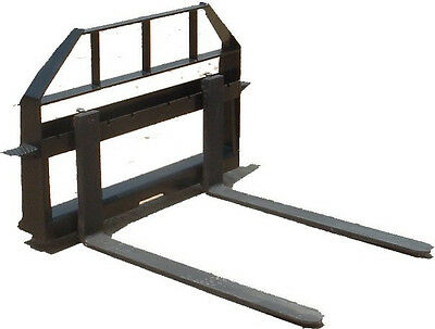 Mini Skid Steer Pallet Forks For Asv Rc30l Mount 42 Forks