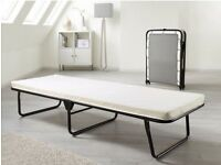Jay-be folding guest bed with memory foam mattress