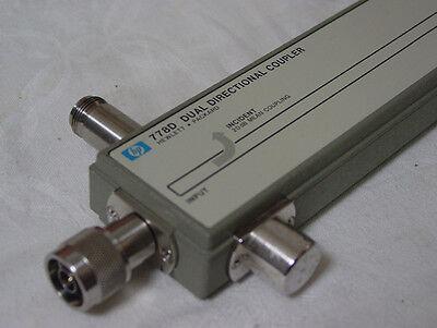 Hp 778d 100mhz-2000mhz Dual Directional Coupler