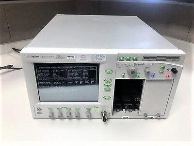 Agilent Hp Keysight 86100a Infiniium Dca Wide-bandwidth Oscilloscope - Cald
